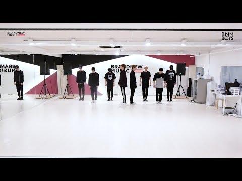 Unduh lagu MXM (BRANDNEW BOYS) – 'I'M THE ONE' Dance Practice gratis