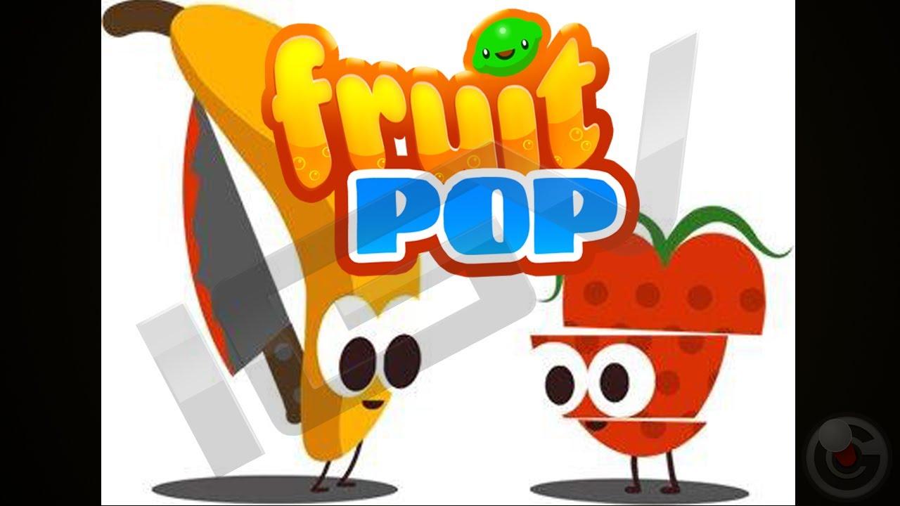Fruit Pop! – iPhone & iPad Gameplay Video