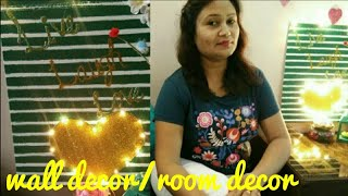 DIY,Easy canvas painting for begainners,the decor is made from acrylic paint,anvesha,s creativity