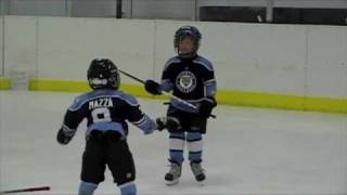 Best hockey fight EVER