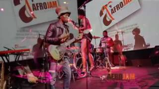 Afrojam Music Conference 2016  - British Dependency 1/15/16