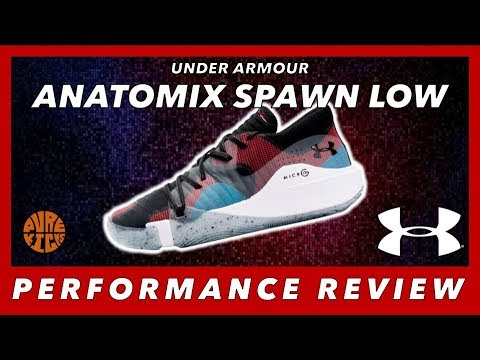 0d5a025c3e28 UNDER ARMOUR ANATOMIX SPAWN LOW 2019 PERFORMANCE REVIEW - YouTube