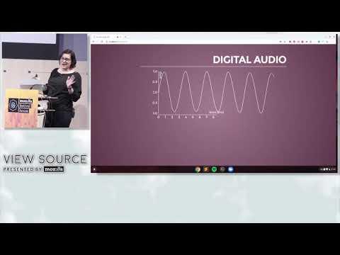 View Source 2018 - Ruth John  - Developments In The Web Audio API