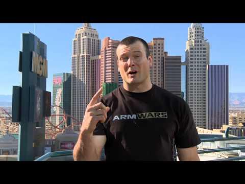 Arm Wars   Armwrestling   Devon Larratt CAN v Richard Lupkes USA