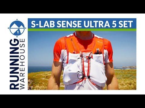 fd33edb9 Salomon S-Lab Sense Ultra 5 Set Pack