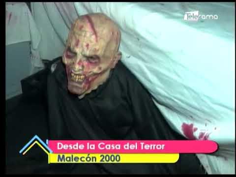 Desde la Casa del Terror Malecón 2000
