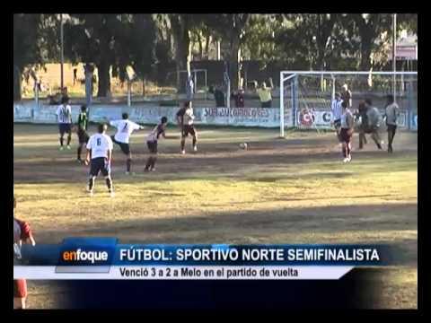 Sportivo Norte Semifinalista - Resumen del partido - Todos los goles 10-06-13