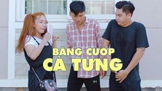 Băng Cướp Cà Tưng - Phim Hài Mới Hay Nhất 2017 - Xuân Nghị, Thanh Tân, Duy Phước , Nhi Rubi