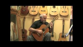 Besame Mucho Arranged for Classical Guitar & Orchestra By: Boghrat