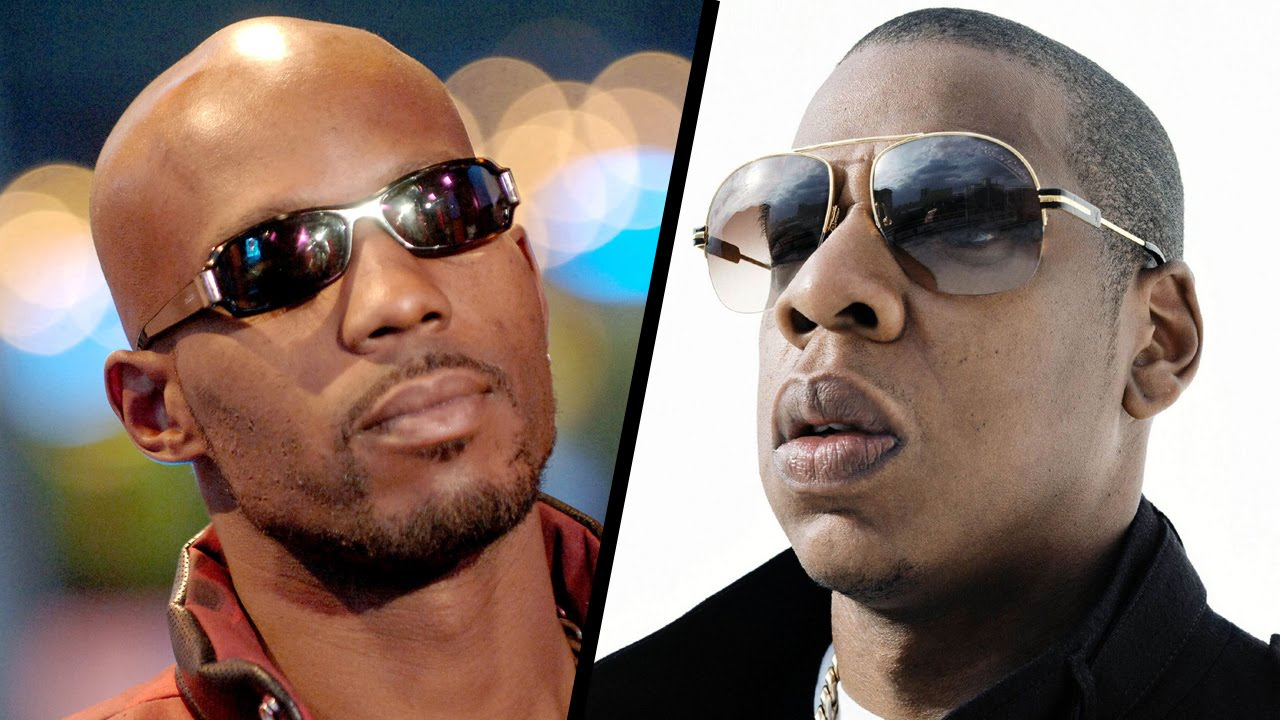 d396fcfc48 Big L Filmed a Rap Battle Between Jay Z   DMX told by Damon Dash ...