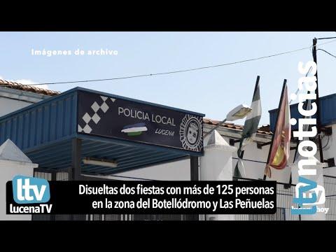 VÍDEO / LTV NOTICIAS: Toda la actualidad del lunes, 21 de junio en Lucena en nuestro informativo local