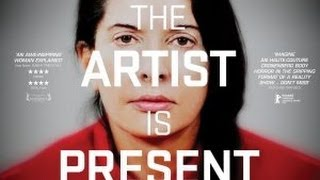 Marina Abramovic The Artist is Present Clip 1 - now on DVD and VOD