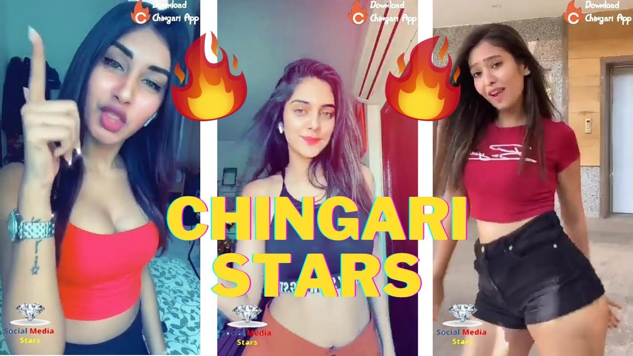 🔥 Chingari Videos 🔥 Chingari App Videos 🔥 Indian Girls Dance Videos 🔥  Hindi Songs Part IV 🔥 - YouTube
