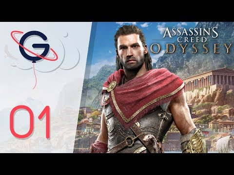 ASSASSIN'S CREED ODYSSEY FR #1 : Bienvenue en Grèce ! thumbnail
