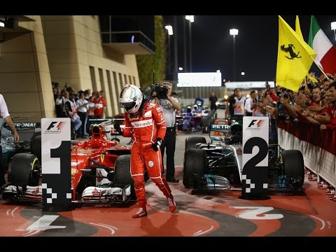 Vettel Team Radio Bahrain ● Luca's Prod.