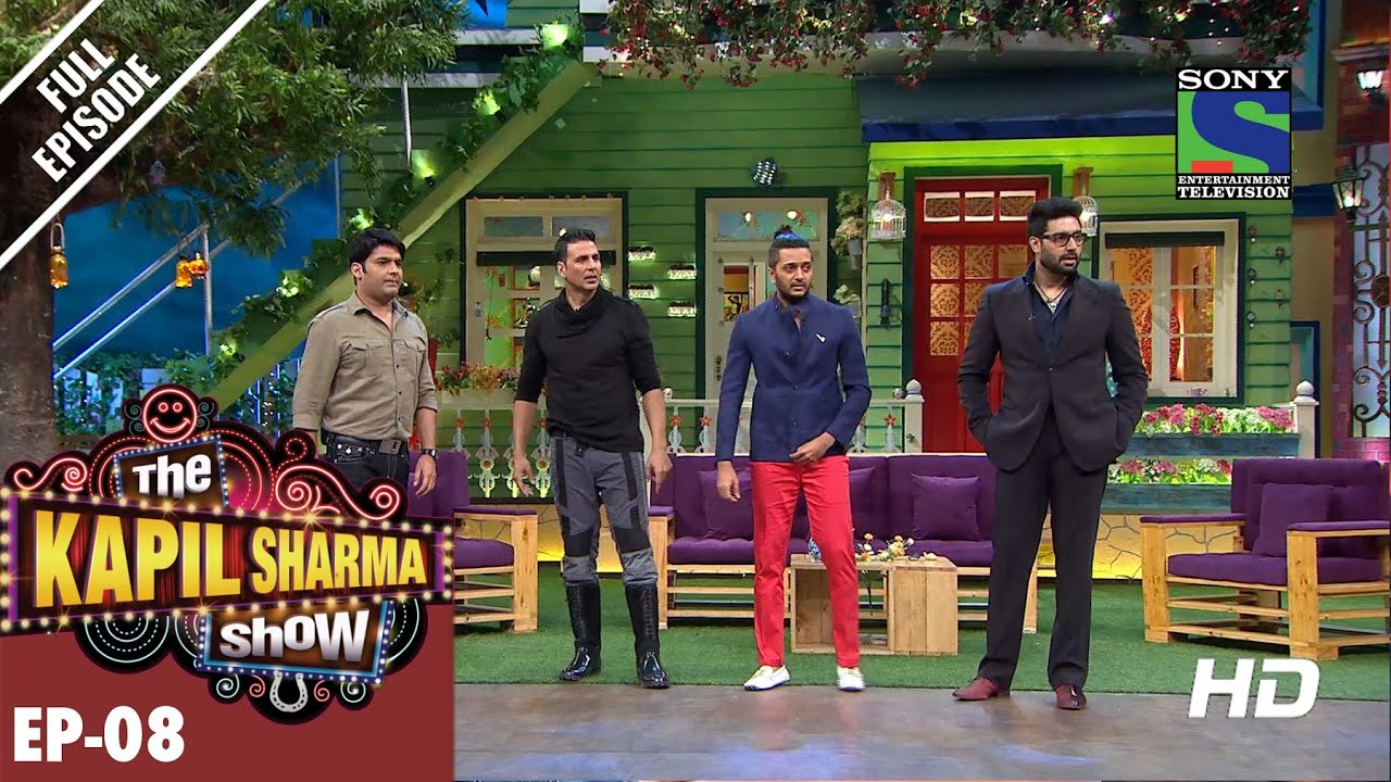 Download The Kapil Sharma Show - दी कपिल शर्मा शो–Ep-8-Housefull of masti –15th May 2016