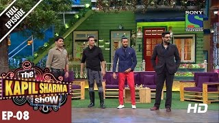The Kapil Sharma Show - दी कपिल शर्मा शो-Ep-8-Housefull of masti -15th May 2016