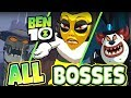 Ben 10 All Bosses | Final Boss + Ending (PS4, XB1, Switch, PC)