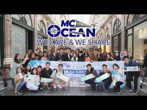 Mc Ocean Europe Incentive Trip 2018 - An European Life Experience