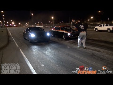 LSX ProCharged Chevelle vs Nissan GT-R