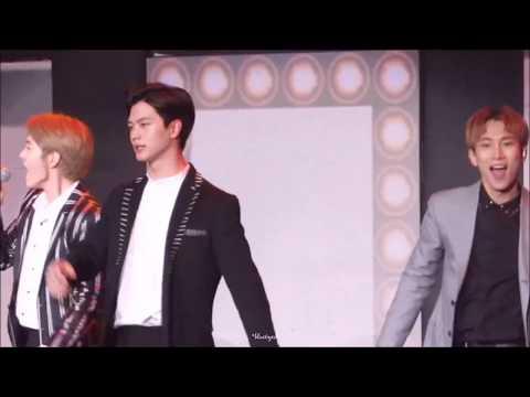 170521 BTOB TIME in Taipei - MOVIE (Sungjae focus)