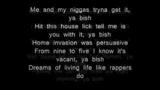 Money Trees-Kendrick Lamar Ft.Jay Rock (Lyrics)