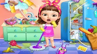 Sweet Baby Girl Cleanup 5 - Fun Kids Games - Messy House Makeover Fun Cleaning Games For Girls