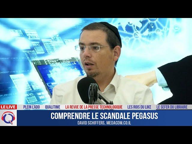 Comprendre le scandale Pegasus - La Revue De La Presse Technologique#13