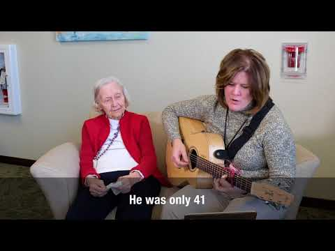 Music therapy and dementia care - Joan Adkins