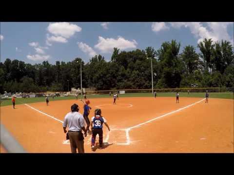Indiana Gators vs Miami Waves 14 Royal at Triple Crown SE Nationals 07/21/2017