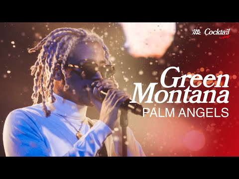 Youtube: « PALM ANGELS » GREEN MONTANA • TARMAC COCKTAIL CLUB