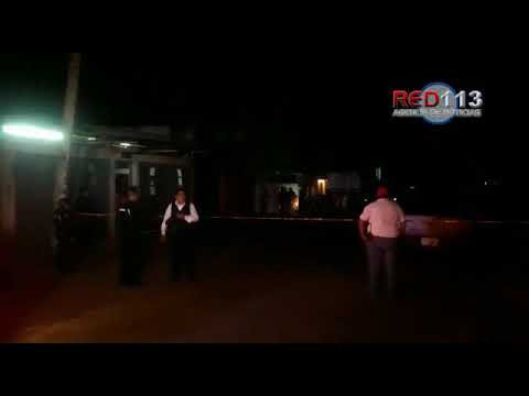 VIDEO Gatilleros persiguen a hombre y lo matan en la colonia Enrique Ramírez, Uruapan