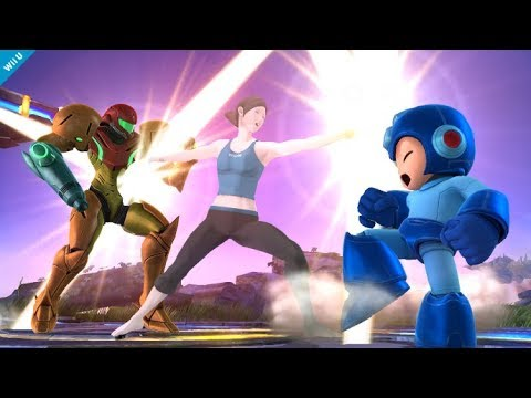 Top 10 Wii Fit Trainer Plays - Super Smash Bros for Wii U