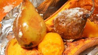 Запеченная тыква   Простой и вкусный десерт