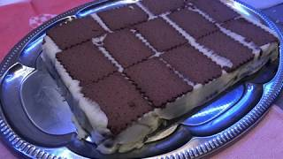 Brzi kolac recept/Schneller Kuchen Rezept