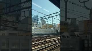 No.176 日本の鉄道 JR山手線 御徒町駅