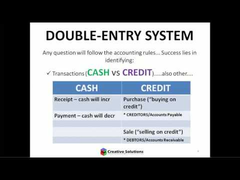Accounting for non-accountants (Video 17 in the series) - Applying Accounting Rules