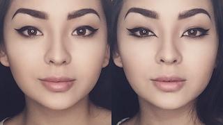 Идеальные стрелки.  Секреты правильного макияжа.
