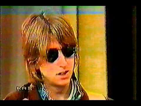 Talk Talk Interview 1986!