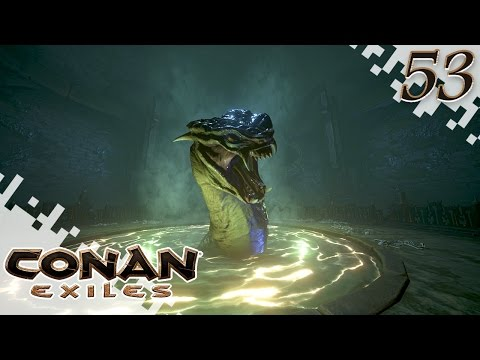 CONAN EXILES - The Dregs! - EP53 (Gameplay)