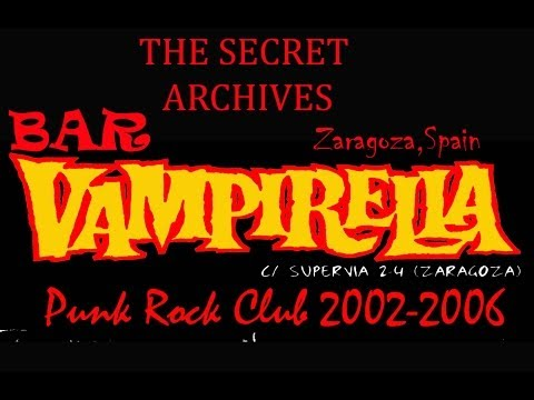 THE MAGNETIX,LIVE IN VAMPIRELLA...