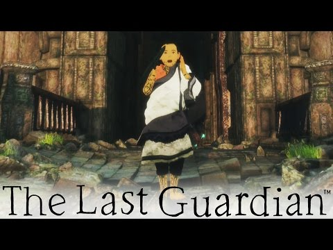 The Last Guardian - Trico, Jump! (21)