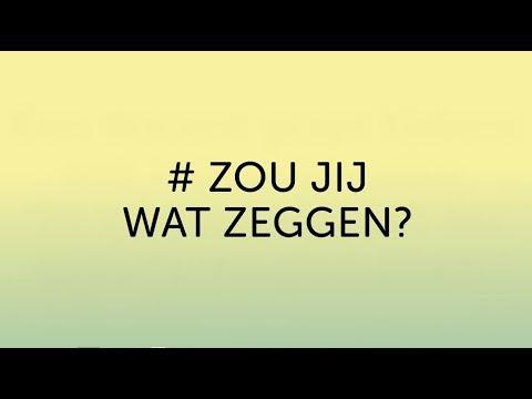 #zoujijwatzeggen