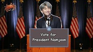 Baixar why you should vote kim namjoon for presidency