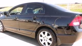 2010 Honda Civic Dallas TX Fort Worth, TX #131207A - SOLD