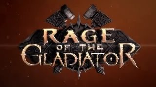 Rage of the Gladiator - In-Game Trailer