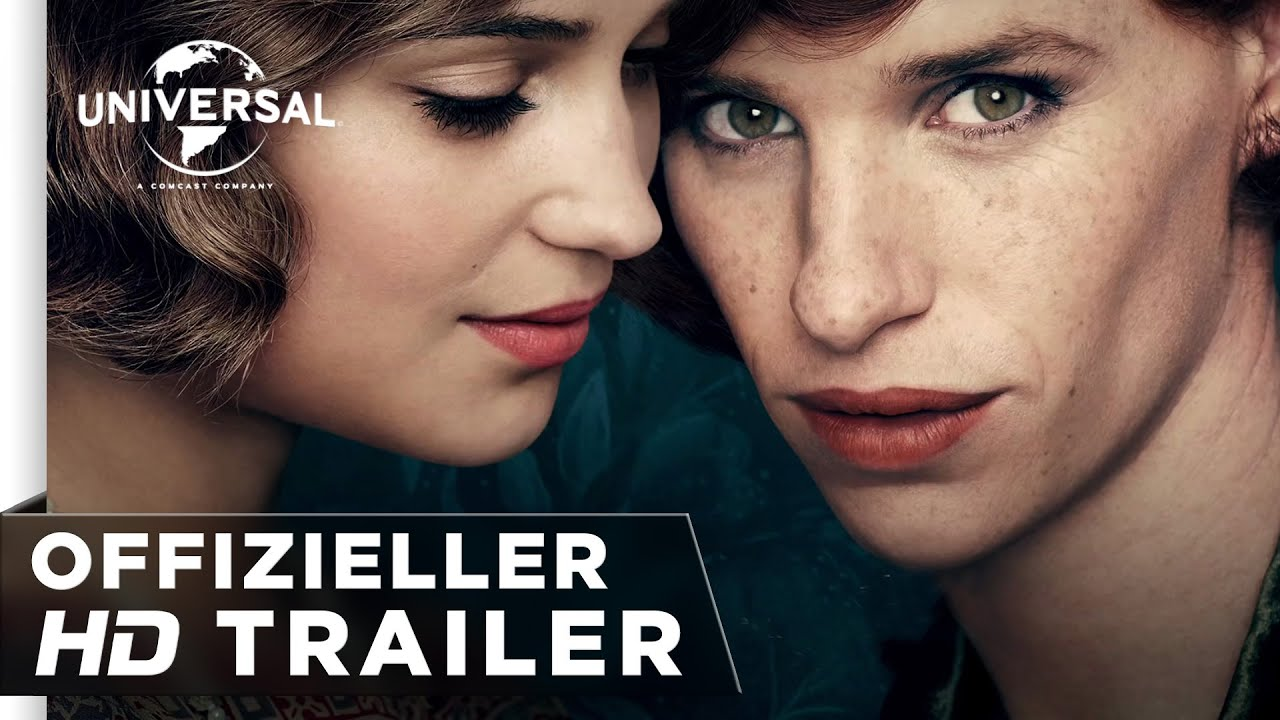 the danish girl trailer deutsch