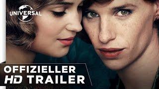 The Danish Girl - Trailer deutsch / german HD