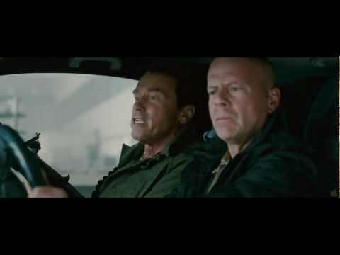 The Expendables 2 (2012) - Official Theatrical Trailer #2 - (HD)