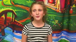Видеоролик о проекте Мир добра